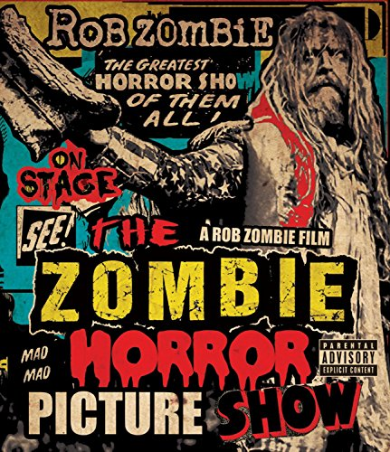 The Zombie Horror Picture Show (Music Show Dvd)