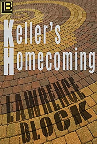 book cover of Keller\'s Homecoming