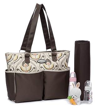 Amazon.com: Colorland Bolso de bolsa, flor de Atenas: Baby