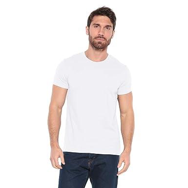 37dee4d40200 Men's Designer T-Shirt Lightweight Semi Fit Short Sleeve Crew Neck Organic  Cotton Pre-