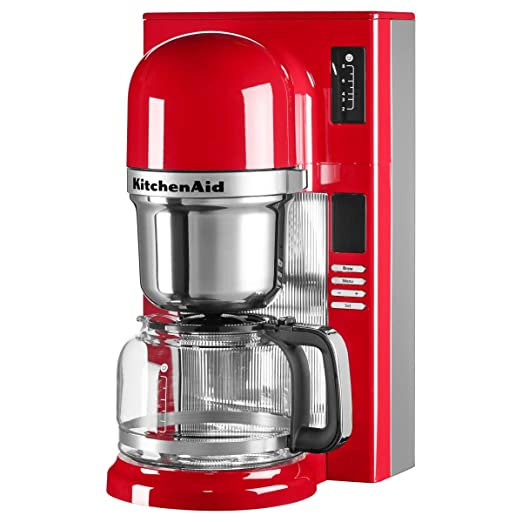 KitchenAid 5KCM0802EER - Cafetera (Independiente, Cafetera de ...