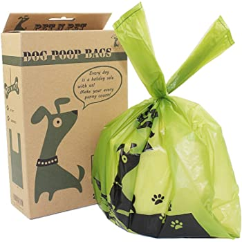 Amazon Com Earth Rated Poop Bags Dog Waste Bags With