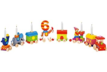 GoKi - Decorados para fiestas, diseño tren (2041855)