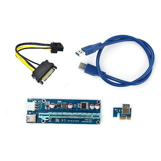 USB3.0 PCI-E Risers
