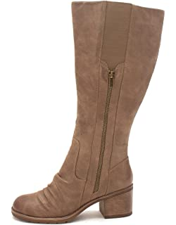 Bare Traps Frauen Dallia 2 Wide Calf Geschlossener Zeh Fashion Stiefel