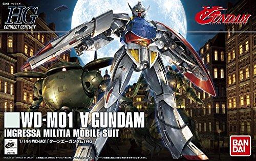 Ball 135 Degree Elbow - Bandai Hobby HGCC #177 Turn A Gundam Model Kit (1/144 Scale)