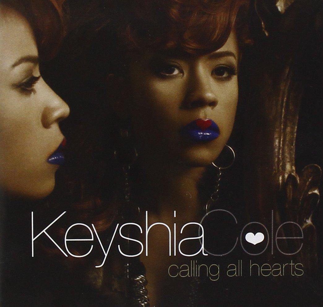KEYSHIA COLE Calling all hearts POSTER