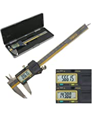 """iGaging ABSOLUTE ORIGIN 0-6"""" Digital Electronic Caliper - IP54 Protection/Extreme Accuracy"""