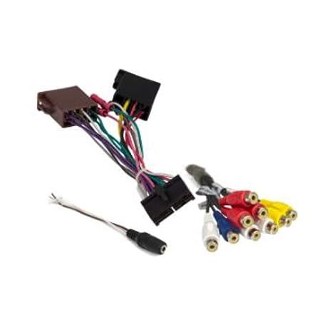 Jensen 31100216 Harness to Upgrade JRV212T to JRV9000 on jensen radio harness, jensen remote control, jensen car, jensen speaker,