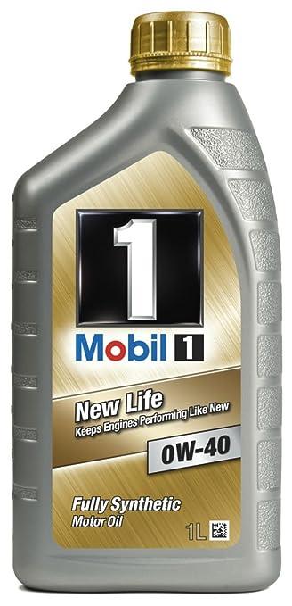 6 opinioni per MOBIL 1 NEW LIFE SAE 0W40 OLIO MOTORE 4