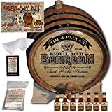Personalized Outlaw Kit (Tennessee Bourbon Whiskey) ''MADE BY'' American Oak Barrel - Design 102: Barrel Aged Bourbon - 2018 Barrel Aged Series (5 Liter)