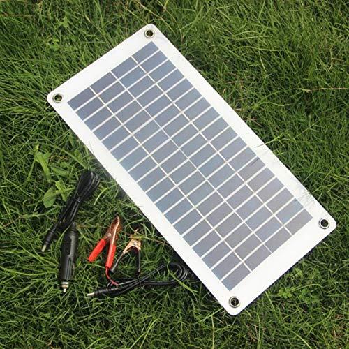 Cargador de panel solar de 12 vatios y 18 vatios Plegable Tablero de carga solar multifunción Cargador de batería de alta...