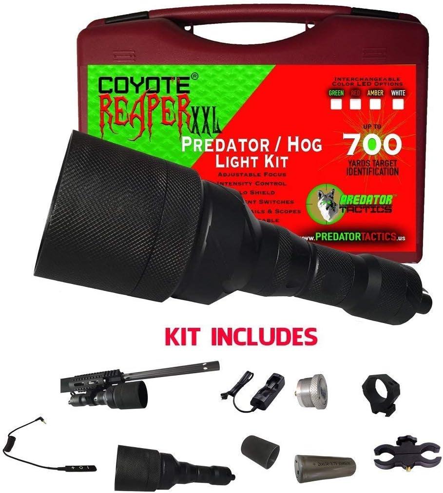 Predator Tactics Coyote Reaper Predator Hunting XXL Rifle Light Kit