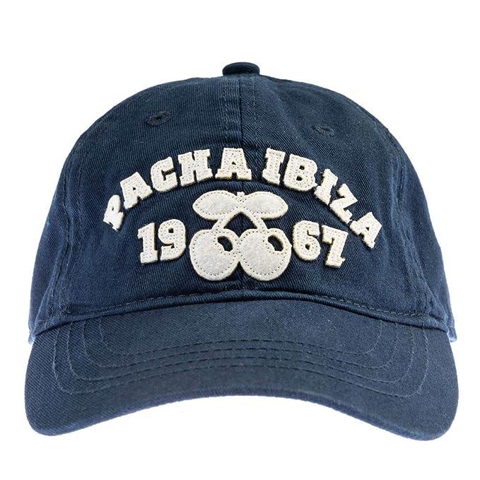 PACHA - Gorra Oficial College Kid Logo Ibiza Cerezas 1967 Estilo ...