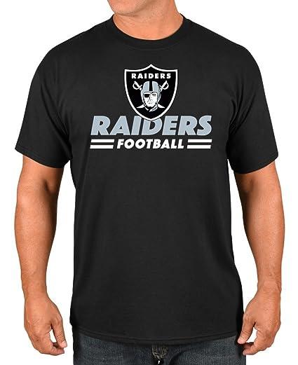 Oakland Raiders Majestic NFL  quot Come Out Lucha quot  playera de manga  corta para hombre 2a7486aaf4d