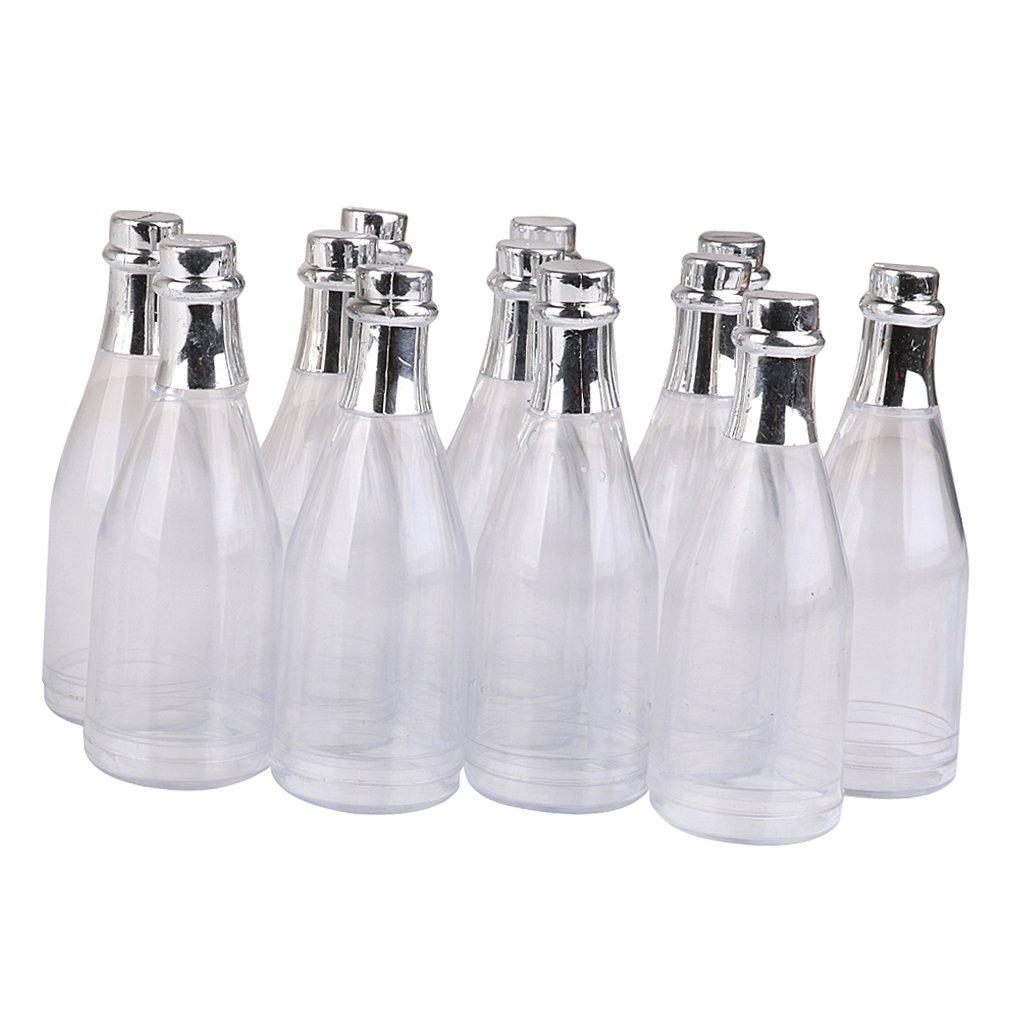 Amazoncom 12PCS Champagne Bottles Candy Bottle Box