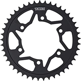product image for Vortex 252S-45 Black 45-Tooth 525-Pitch Steel Rear Sprocket