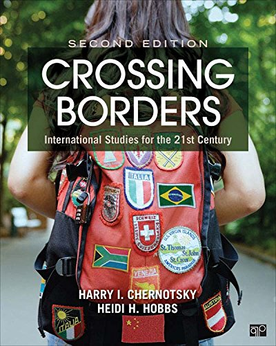 Download Crossing Borders: International Studies for the 21st Century Pdf
