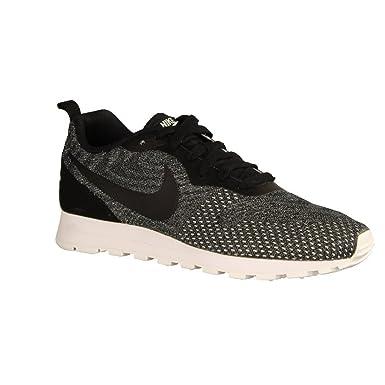 Nike Wmns Md Runner 2 Eng Mesh, Zapatillas de Running para Mujer, Negro (Black/Black/Igloo/White 003), 40 EU: Amazon.es: Ropa y accesorios