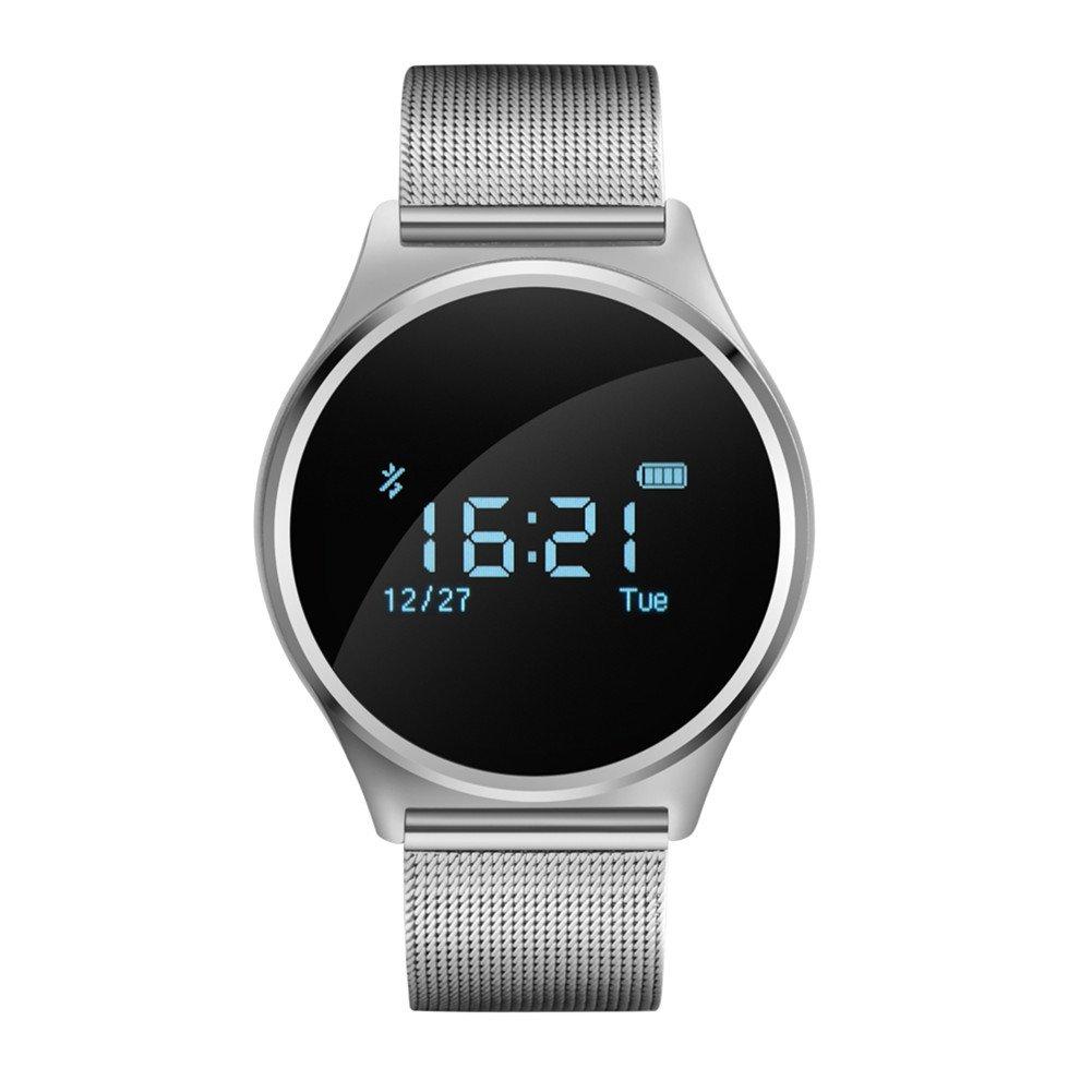 smartwatch Reloj Inteligente para Hombre y Mujer Smartwatch con OLED Pantalla Táctil Monistor de sueño Podómetro pk reloj inteligente xiaomi,sumsung