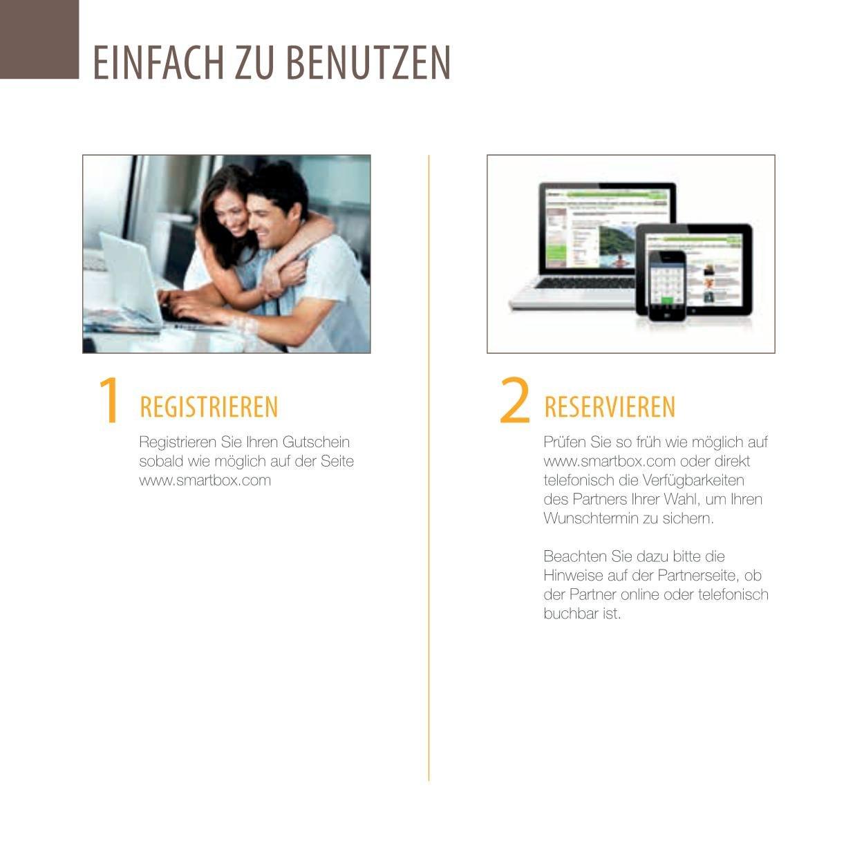 SMARTBOX - Geschenkbox - EIN PERFEKTER TAG - 3435 Erlebnisse aus den ...