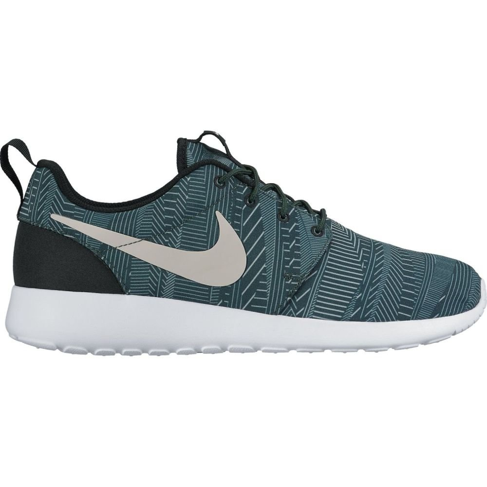 Nike Pánské Roshe One Print Stylish and Comfortable Casual Tenisky Grove Zelená/Granite-Černá/Bílý Reputace nejprve B45191