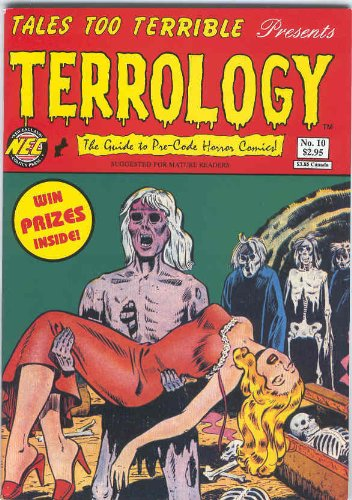 Tales Too Terrible to Tell Issue #10 Terrology]()