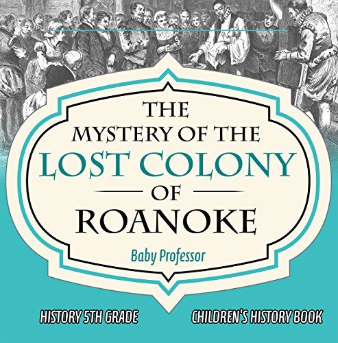 The Mystery of the Lost Colony of Roanoke - History 5th Grade | Children's History - Kids Roanoke
