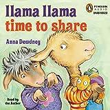Bargain Audio Book - Llama Llama Time to Share