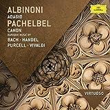 Classical Music : Virtuoso Serie: Canon Baroque Music by Bach, Handel, Purcell, Vivaldi