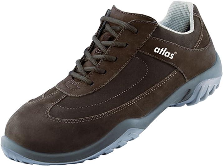 Atlas Sneaker SN 10 Brown ENISO 20345 S2