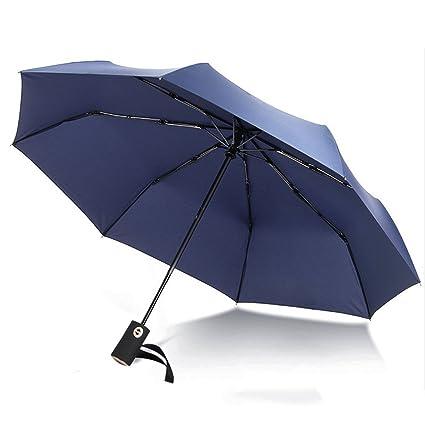 GXSCE cierre completamente automático abierto, paraguas plegable / a prueba de viento / a prueba