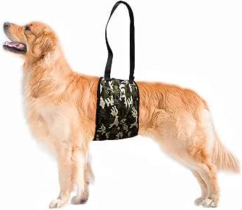 Pet Lovers Stuff Arnés para Perros Adultos Arnés de rehabilitación ...