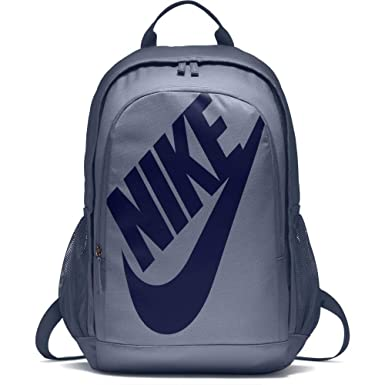 f68249accfba8 Men s Nike Sportswear Hayward Futura 2.0 Backpack Ashen Slate Black Blue  Void Size One