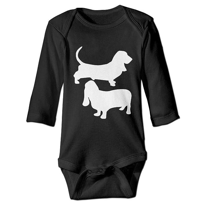 Wangx-4 Baby Boys Girls Squirrel Pattern Long Sleeve Romper Jumpsuit 0-24 Months