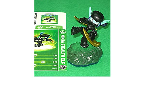 Amazon.com: Description Ninja Stealth ELF Series 3 ...