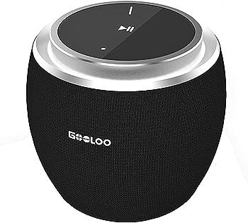 Gooloo Portable Mini Wireless Bluetooth Speaker