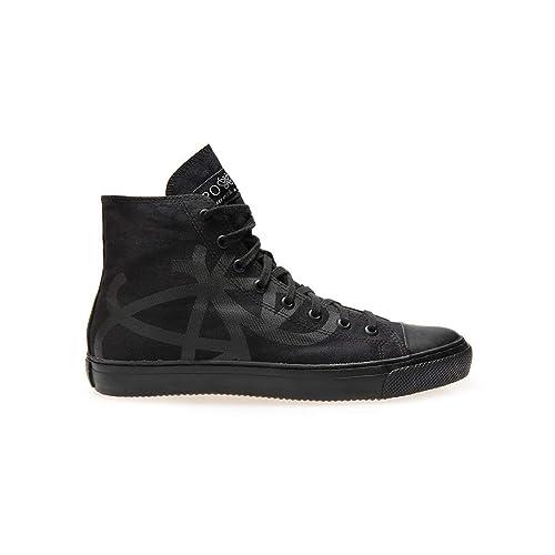 Po-Zu Online Ltd - Zapatillas para Mujer Negro Negro, Color Negro, Talla