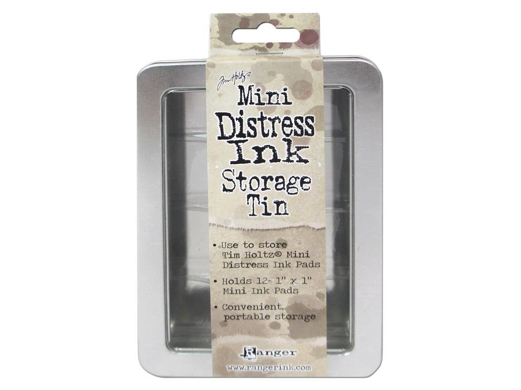 Ranger TDA42013 Mini Distress Ink Storage Tin