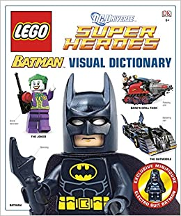 Lego Batman: Visual Dictionary [With Minifigure] (Dc Universe Super Heroes)
