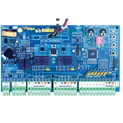 Mighty Mule R4211 Replacement Control Board for GTO/Mighty Mule Gate Openers by Mighty Mule (Replacement Mighty Mule)