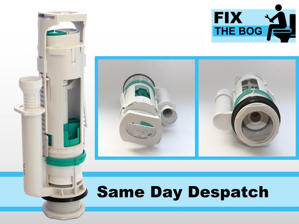 Geberit Ideal Standard Toilet E003167 Flush valve Twico Replacement ...