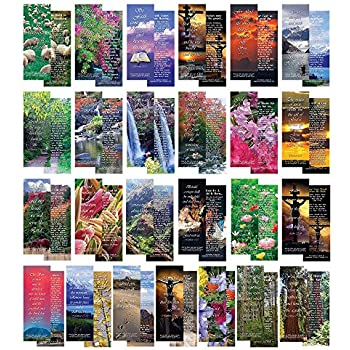 Amazon.com : Spanish Bookmarks - Popular Inspirational Bible ...