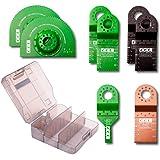 CEL AP08 Kit de lames pour outil multifonction oscillant (Import Grande Bretagne)