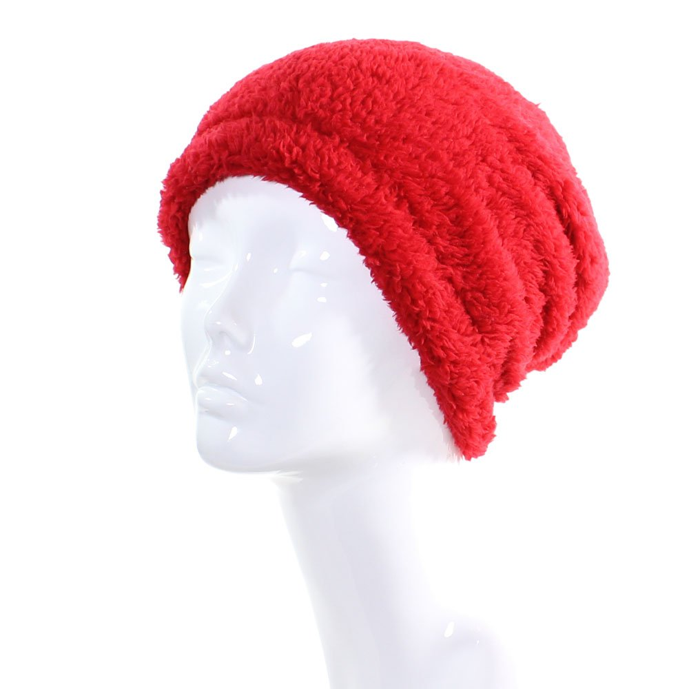 AN 3-in-1 Unisex Neck Scarf Beanie Hat Face Mask Combo Warm Winter Accessory H4219-BK