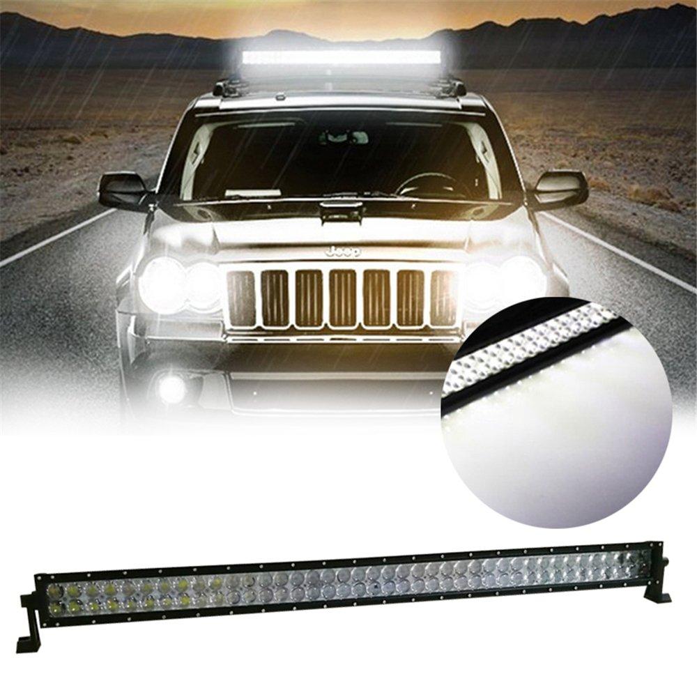 240W LED 4D Arbeitsscheinwerfer Offroad Scheinwerfer Flutlicht SUV ATV JEEP IP67