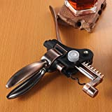 HQY Best Wine Opener Corkscrew With An Extra