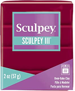 product image for Sculpey III Polymer Clay 2 Ounces-New Red