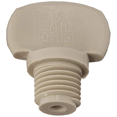 Pentair 071131 Almond Drain Plug Replacement Inground Pool and Spa Pump: Garden & Outdoor