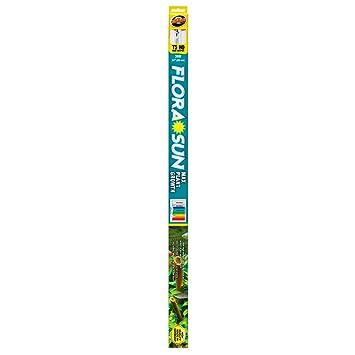 amazon com zoo med flora sun plant bulb t5 high output 39 watts